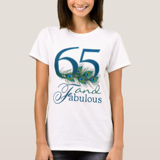 65th Birthday Shirts