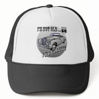 65th Birthday T-shirts and Gifts Trucker Hat