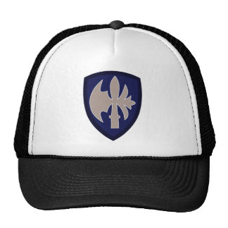 65th Infantry Division Trucker Hats