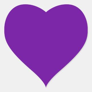 660099 Purple Stickers