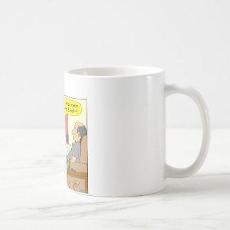 661 music score cartoon coffee mug