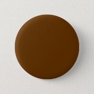 #663300  Hex Code Web Color Brown Pinback Button