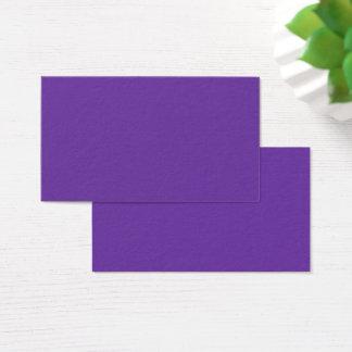 #663399  Hex Code Web Color Dark Purple Business Business Card