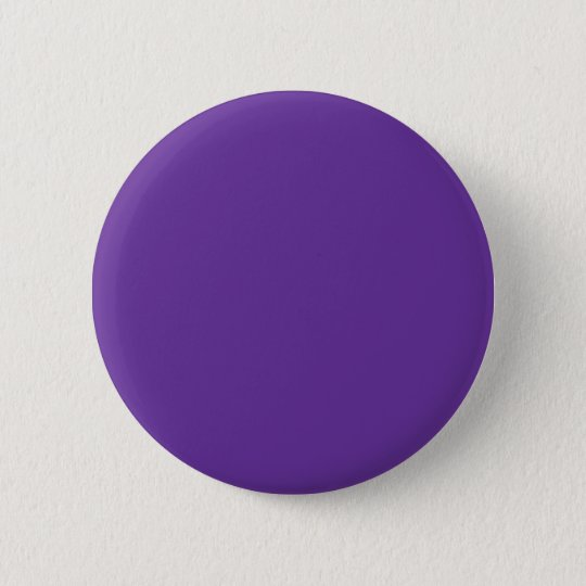 663399 Solid Color Purple Background Template Pinback Button