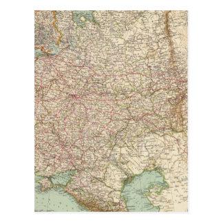 6667 Russia Post Card