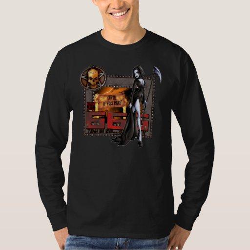 666 - Basic Long Sleeve T-shirt