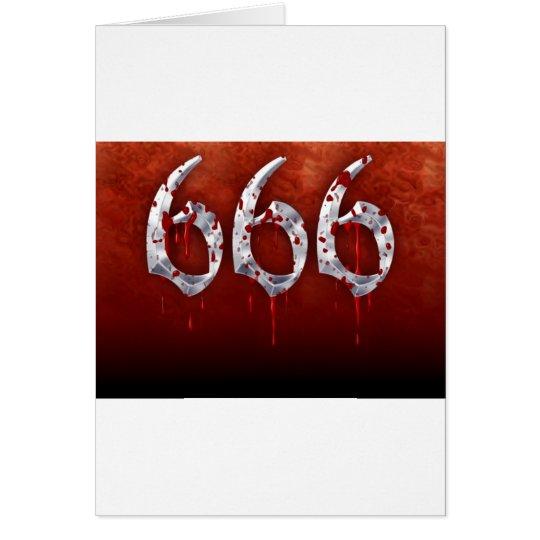 666 CARD