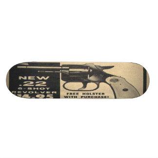 666 gun 2 skateboards