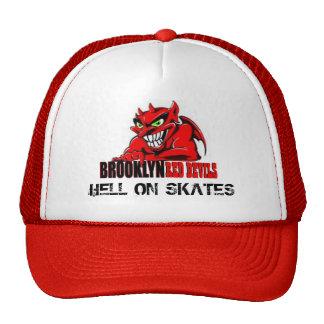 #666 HELL ON SKATES HAT