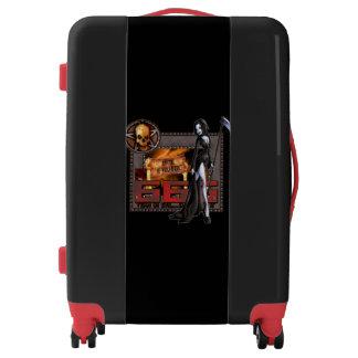 666 Medium Suitcase Luggage