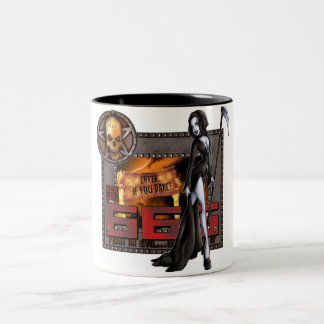 666 - Two-Tone Mug