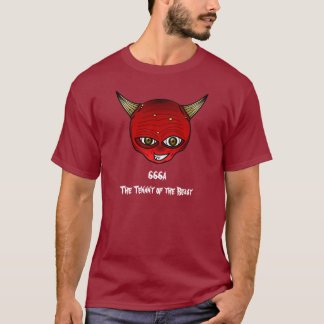 666A The Tenant of the Beast T-Shirt