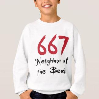 667 Neighbor of the Beast Sweatshirt