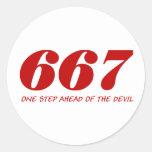 667 - One Step Ahead Of The Devil - Hablas