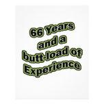 66 butt-load flyers