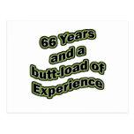66 butt-load postcard
