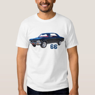 66 camisa de Chevy Chevelle SS