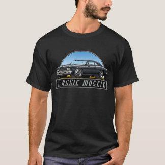 66 Chevelle Black T-Shirt