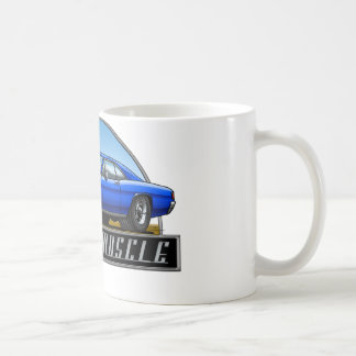 66_Chevelle_Blue Coffee Mug