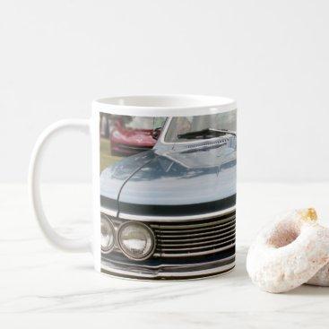 Coffee Themed 66 Chevelle Coffee Mug