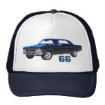 66 Chevy Chevelle SS Hat