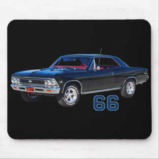 66 Chevy Chevelle SS Mousepad Tapetes De Raton