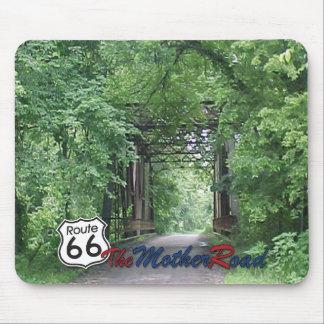 66 el camino Mousepad de la madre