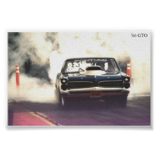 66 GTO POSTERS