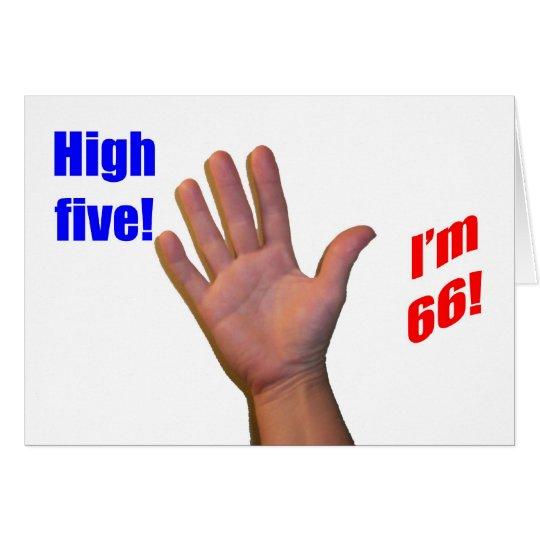 66 High Five! Card