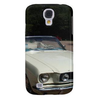 '66 Mustang Cabriolet Dash Samsung Galaxy S4 Case