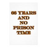 66 ninguna hora de prisión  papeleria