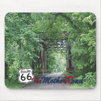 66 The Mother Road Mousepad