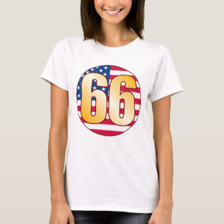 66 USA Gold T-Shirt