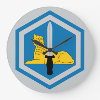 66th Military intelligence Group Large Clock