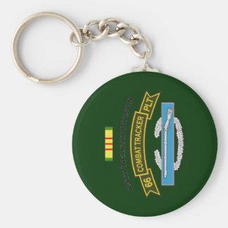 66tth IPCT - 25th Infantry Key Chain