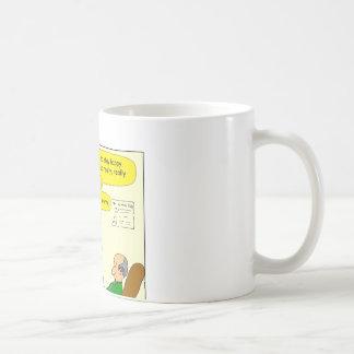 671 aún ningún dibujo animado del gusano taza de café
