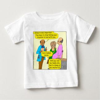 675 sleep is important cartoon baby T-Shirt