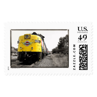 6771 Fresh Brand New Paint Job Postage Stamp