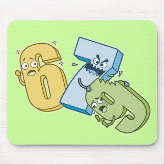 6789 mousepad