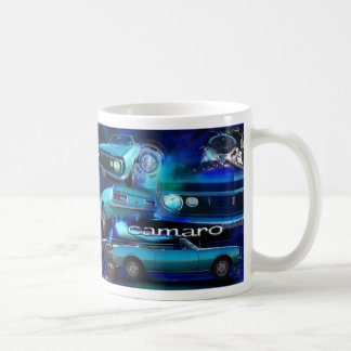 67 Blue Coffee Mug