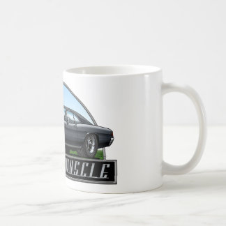 67_Chevelle_Black Coffee Mug