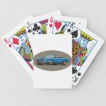 67 GTO_Blue_Convt Bicycle Poker Deck