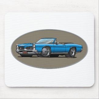 67 GTO_Blue_Convt Mouse Pad
