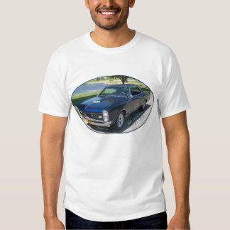 67 GTO oval T-Shirt