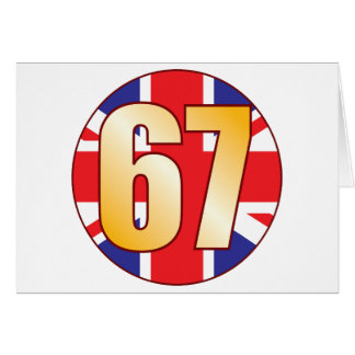67 UK Gold Card