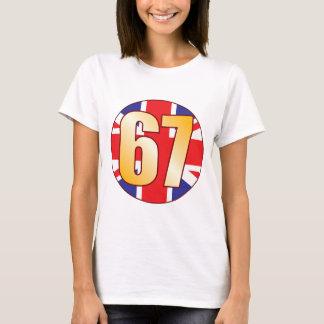 67 UK Gold T-Shirt
