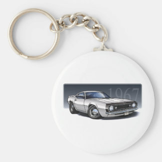 67_White_B.png Keychain