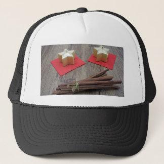67-XMAS16-02-8149 TRUCKER HAT