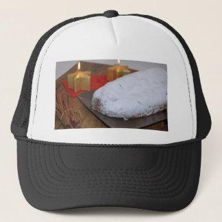 67-XMAS16-06-8156 TRUCKER HAT