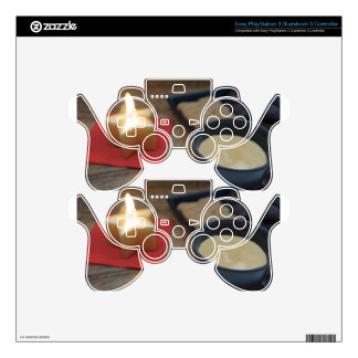 67-XMAS16-19-8174 DECAL FOR PS3 CONTROLLER